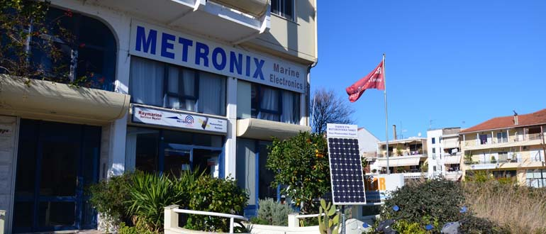 Take over of Metronix Marine Electronics
